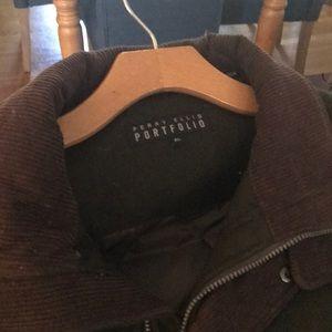 Men's winter car coat